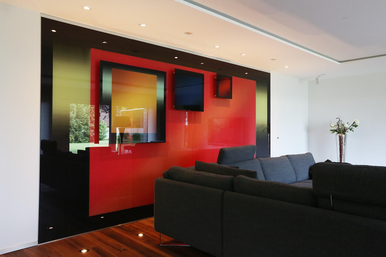 Glasbilder XXL